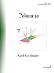 Polonaise - By Karol Ann Badgett: Violin Duet with Piano Elementary Sheet Music